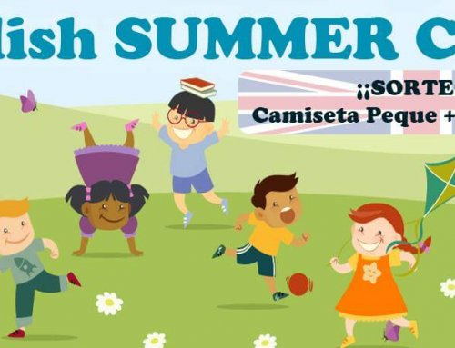 ¡¡SORTEO!! ENGLISH SUMMER CAMP