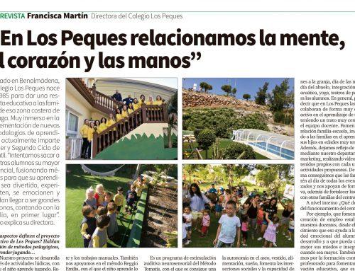 LOS PEQUES Mejor centro educativo 2020